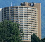 Park Vista in Gatlinburg is owned by Hilton Hotels.