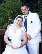 smoky-mountain-wedding couple