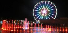 You'll find plenty to do at Amusements parks The Island in Pigeon Forge.