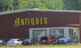 sevierville-shopping antiques