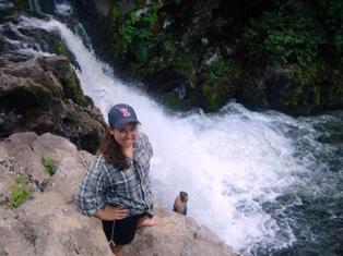 Beautiful Waterfalls Abrams Falls