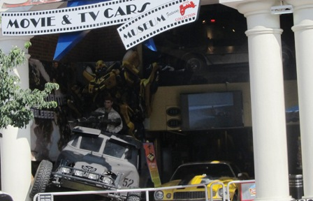 Of all the Gatlinburg Attractions Star Cars is one of the most interesting!