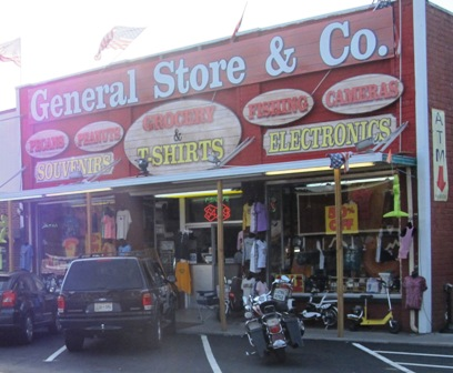 This Pigeon Forge Shopping Mall an old-time General Store.