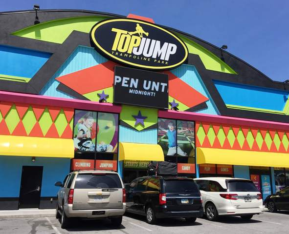 Top Jump Trampoline Park has is filled with fun things to do for every member of the family.