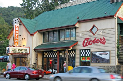 Cooter's Place is a museum owned by Dukes of Hazzard Star Ben Jones.