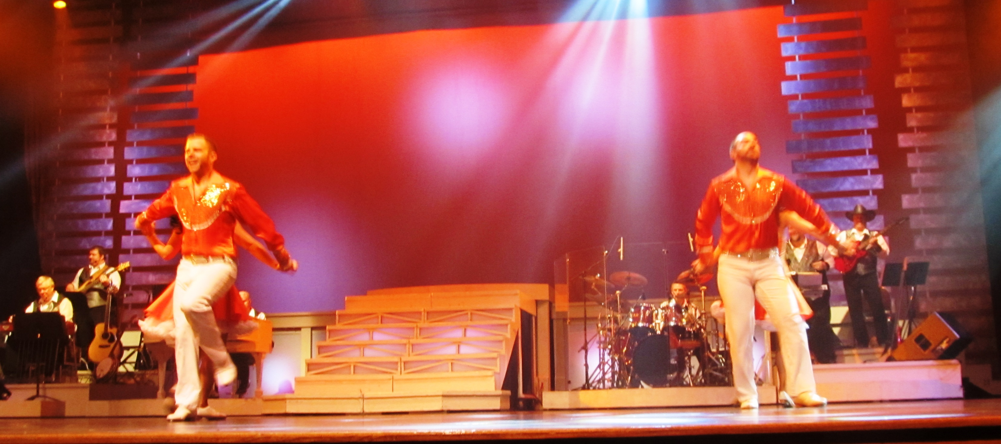 You can always find a great show in Pigeon Forge