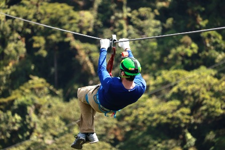 Adventure America Zip Lines is an exciting experience just waiting for you!