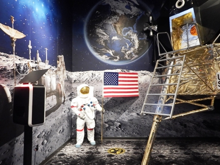 Beyond The Lens Goes Into Space For The Real Story Behind Man On The Moon.