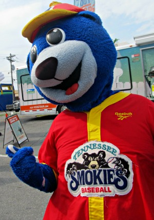 It's exciting to meet characters Bloomin BBQ Smokies Mascot and others who may attend.