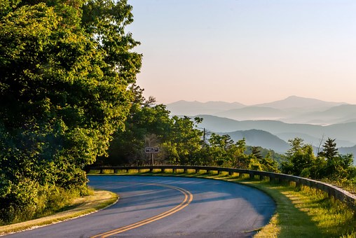 Enjoy wonderful sites as you travel down the Cades Cove Bus Tour road.