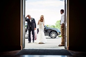 Walking through a chapel of love door means celebrating the most wonderful day of your life.