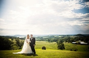 A beautiful chapel of love outdoor wedding is the perfect setting!