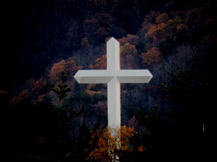 At Christian Events The Cross is a Symbol of True Christianity.