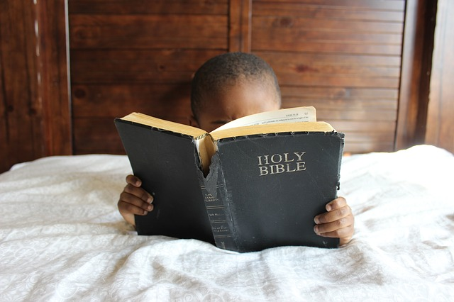 Christian Homeschooling Bible Reading is an excellent home school perk!