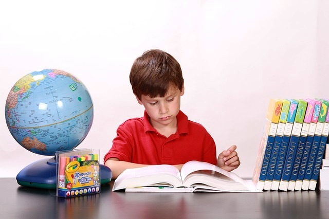 This Christian Homeschooling child has everything he needs to grow spiritually!  So can you!