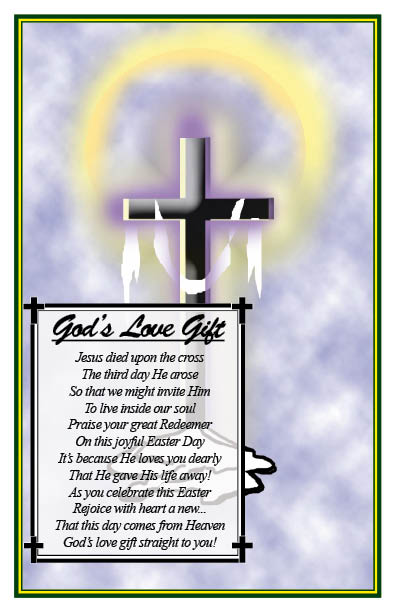 christian-poem - 1 is about God's Love Gift