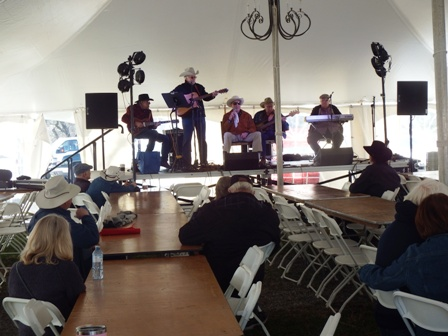 Chuck Wagon Cook Off Music brings back memories of old Western Cowboy music from