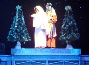 Country Tonight Christmas Shows the wonder of light through the birth of a King!