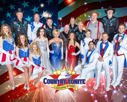 The Country Tonite All Stars offers great entertainment from beginning to end!
