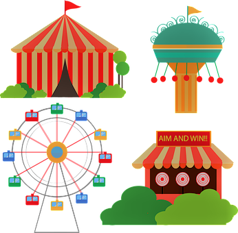 Sevier County Fair Fun happens every year in the fall!