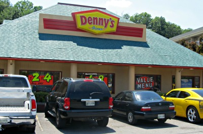 if you are looking for good restaurant-chains try dennys