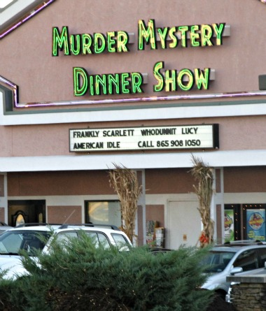 Do you like a good murder mystery?  This dinner theater is filled with lots of suspenseful fun!
