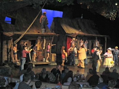 It's one hillbilly dinner theater that will have you laughing from beginning to end.