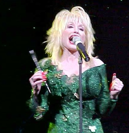 dolly-parton is our singing queen