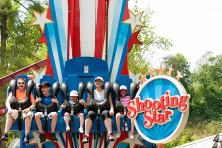 There are many Dollywood Amusement Rides to take your breath away!