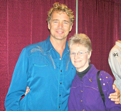 Dukes of Hazzard star John Schneider has been to the Smoky Mountains area on several occasions.