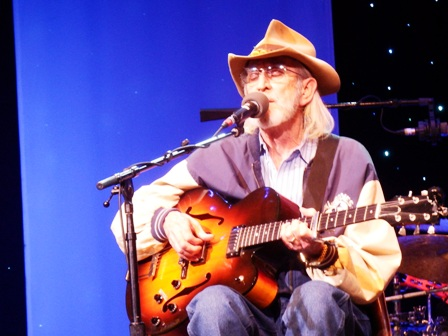 Of the many famous people country legend Don Williams was a sell-out show every time.  Don's last year to perform here was in 2015.