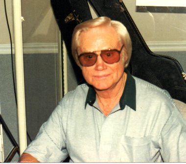 One of our greatest performers of famous people country legend George Jones always performed to a sell-out crowd.