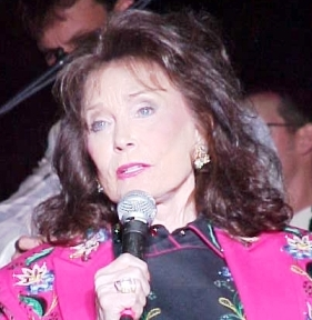 Famous People's Country Legend Loretta Lynn has performed quite a show in the Smokies!
