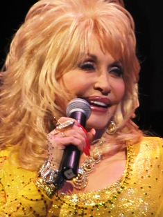 Of the most famous people in the Smoky Mountains is our own Dolly Parton who was born and raised in Sevierville TN.