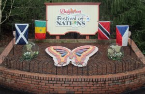 SPRING - Dollywood Festival of Nations is the festival that begins the opening season every year