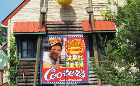 If you're trying to find some cool Gatlinburg Attractions Cooters Museum has everything your looking for in the way of