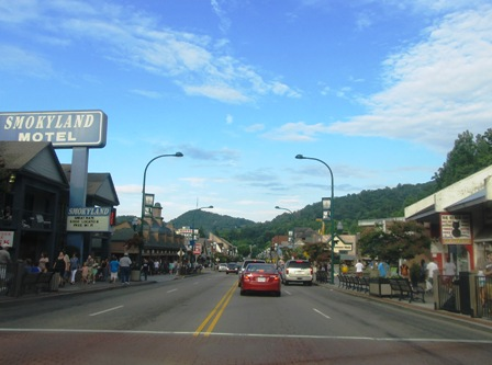 Everyone loves visiting all the exciting shops of Gatlinburg downtown!