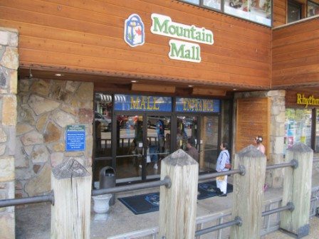 Lots of good shopping in Gatlinburg happens at the Gatlinburg Shopping Malls!