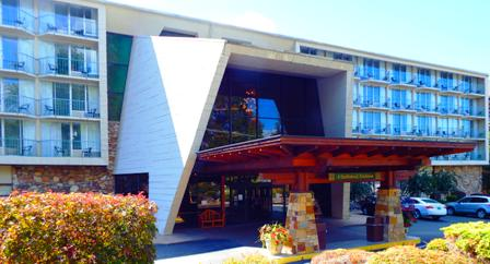 The beautiful Glenstone Lodge is an excellent choice for a comfortable stay in Gatlinburg.
