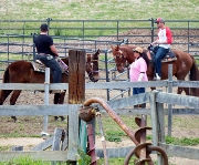 Goldrush Stable riding is fun for the whole family