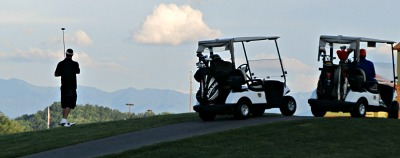 You'll always have a great golf game going at the Sevierville Golf Course!