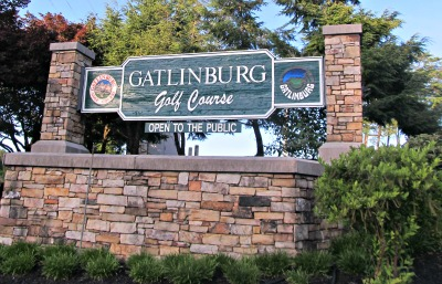 When you're ready for a good golf game, head to the Great Smoky Mountains Gatlinburg Golf Course.