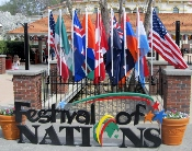 its always festival of nations time at grand-opening dollywood
