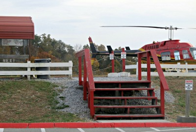 There's lots of fun and excitement that goes along with Smoky Mountain Helicopter Rides!