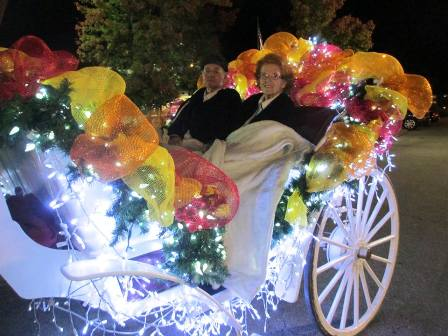 There is plenty of fun in Heritage Carriage Rides celebrations.