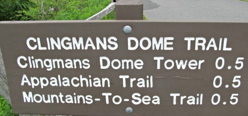 lets take a nature-hike to clingmans dome