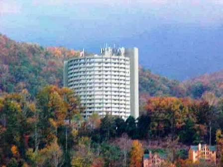 This Hiltons Hotel is Gatlinburg's most popular lodging place!
