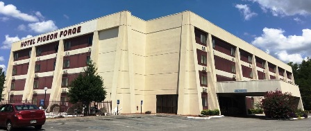 Hotel Pigeon Forge is surrounded by lots of shopping, and attractions in Pigeon Forge.