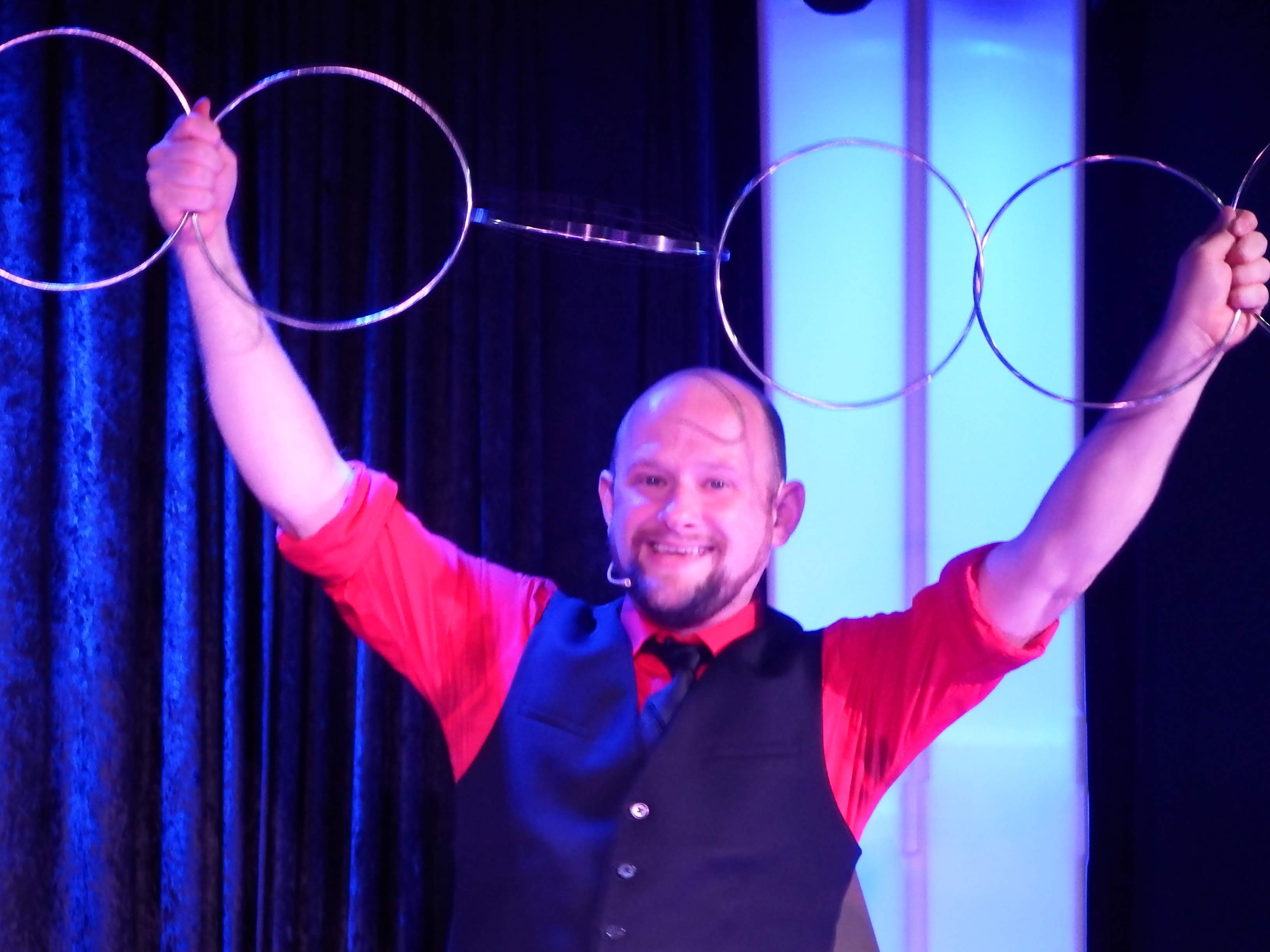 This Impossibilities Magic Show Trick is filled with wonder and intrigue.