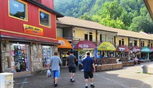 Index Gatlinburg Shopping